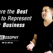 You are the Best Person to Represent Your Business